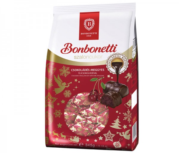 Bonbonetti dessert<br>choco-cherry with milk chocolate